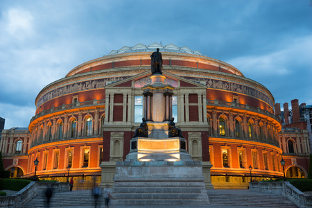 Royal Albert Hall Opera house, London, UK