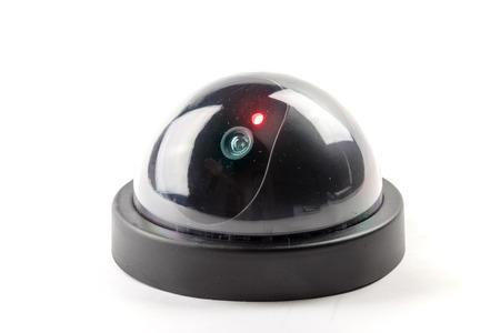 CCTV camera in studio