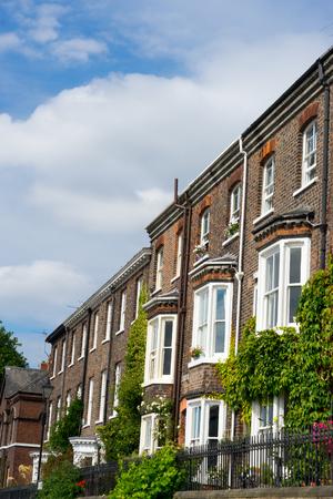 identical: Typical English & British style building, UK