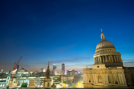 st pauls cathedral: St Pauls Cathedral, London UK