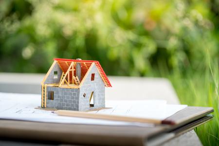 Eco tiny home & housing estate concept