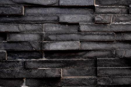 Black rectangle square tile background & wallpaper Stock fotó