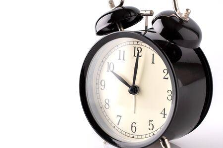 Modern Alarm clock, business concept time management Stock fotó