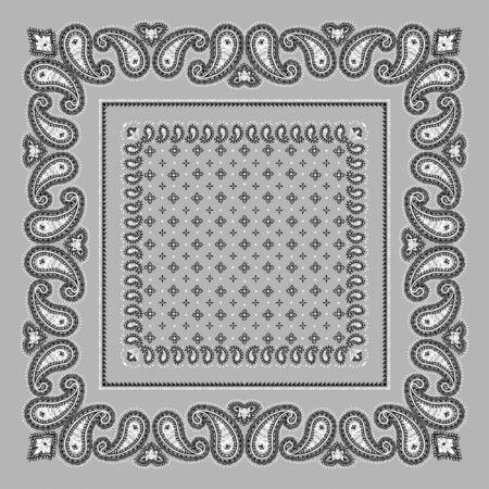 bandana73  イラスト・ベクター素材