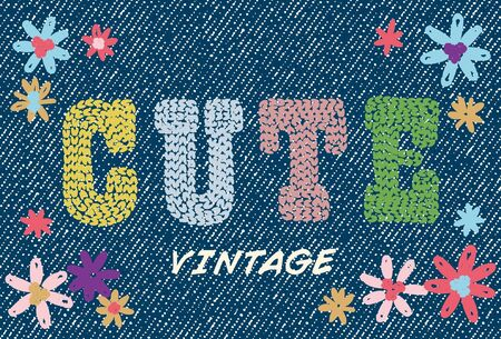 stitch Stock Vector - 14266250
