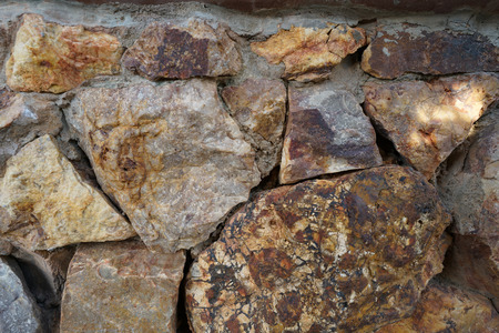 rock wall background and texture