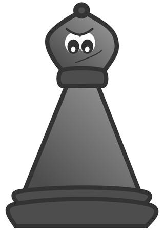 piece: Bishop chess piece