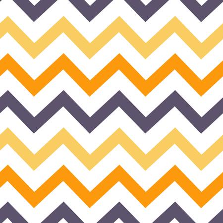 zig zag: colorful seamless pattern vector illustration with zig zag stripes Illustration