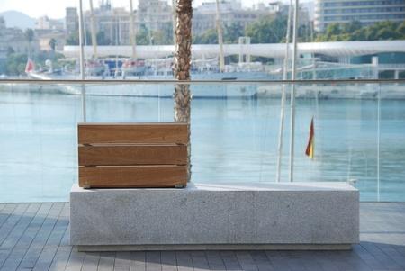 oceanfront: Seat oceanfront
