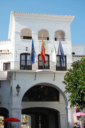 malaga: City of Nerja in Malaga