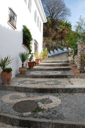 frigiliana: Malaga Frigiliana village