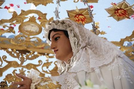 malaga: Malaga Virgen del Rocio