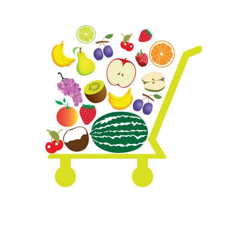 fruttosio: Frutta