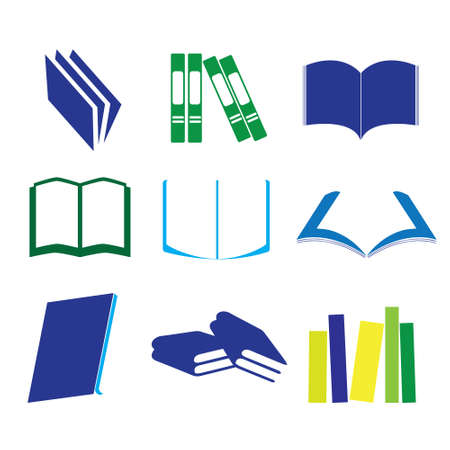 Books Stock Vector - 25288363