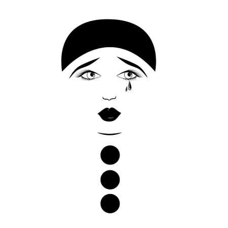 pierrot: Pierrot Illustration