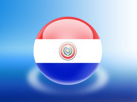 Paraguay flag: Paraguay bandera