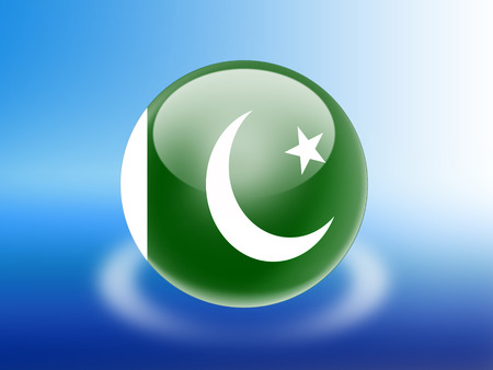 pakistan flag: Pakistan flag