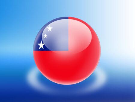 samoa: Samoa flag