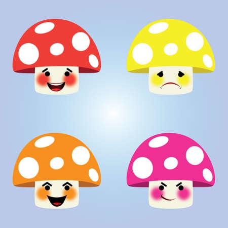 food poison: Mushrooms