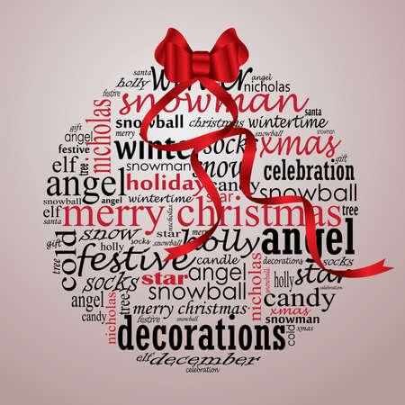 christmas: christmas illustration Illustration