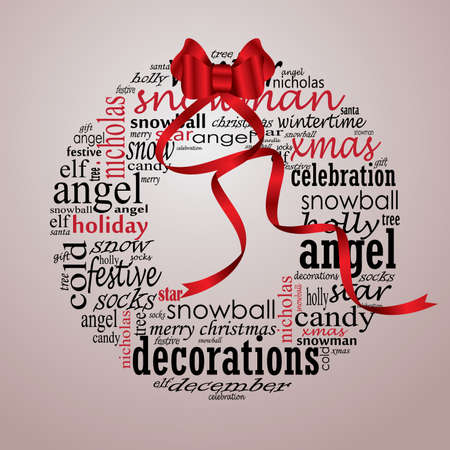 illustration: christmas illustration Illustration