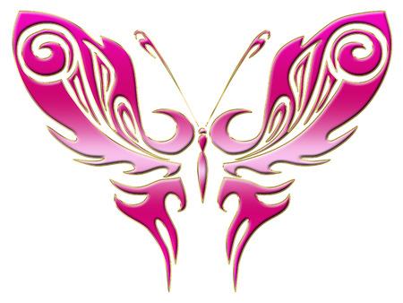 metamorphosis: butterfly