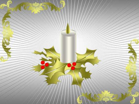 illustration: christmas illustration Stock Photo