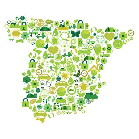 advocacy: Spain map