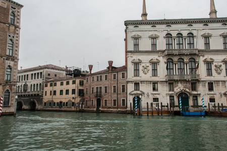 Venice is one of the most beautiful cities in Europe