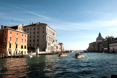 Venice, one of the most beautiful European cities