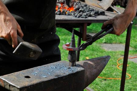 Art of working iron