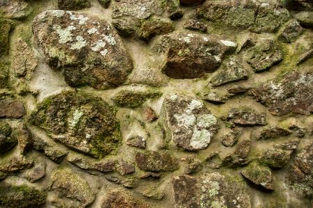 Detail of texture of stone