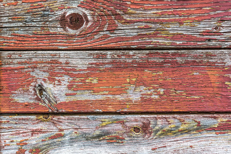 flaking: Vintage wood background texture from old wooden planks Stock Photo
