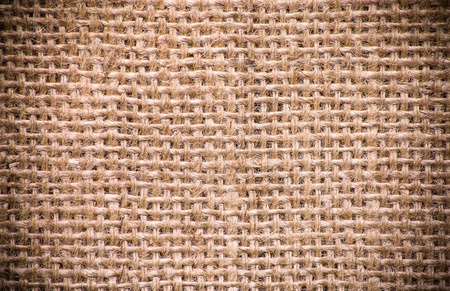 Background with hessian, texture, textile fiber macro
