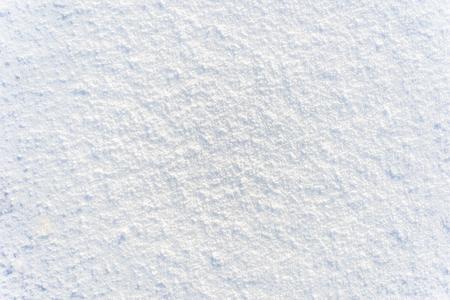 White snow texture, winter background