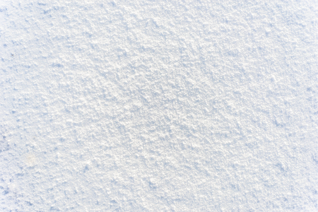 White snow texture, winter background