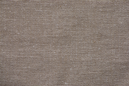 Background of canvas, texture in beige color Stock Photo