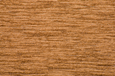 Background of textile, texture in brown color Stock Photo