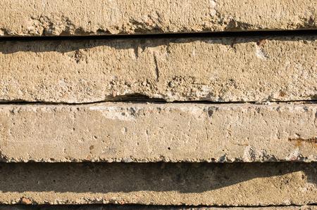 Texture of concrete blocks, background