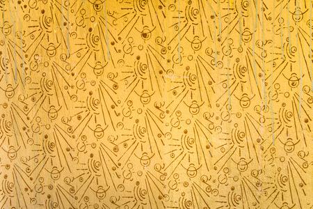 古い壁のテクスチャ パターン、レトロな背景には、80 年代のスタイル 写真素材