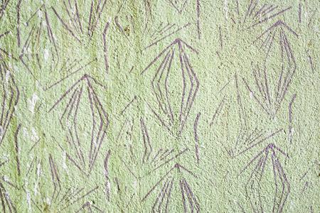 幾何学的なパターン、レトロな背景、80、70 年代スタイルの壁テクスチャ