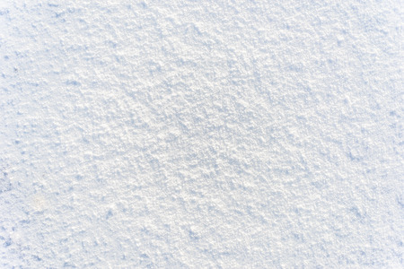 Background of snow, texture for winter