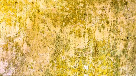壁テクスチャ、古い廃塗料でレトロな背景