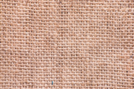 Burlap sackcloth texture, useful as background Reklamní fotografie