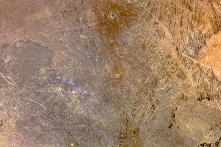 Old metal texture, rusty background