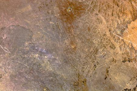 Stary tekstura metalu, zardzewiałe tło
