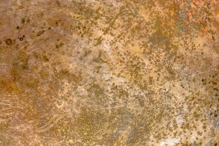 Rusty metal texture, grunge background
