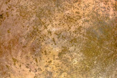 Rusty texture, metal background