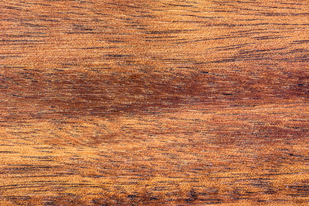 Texture of wooden table. Old pattern of oak wood in brown color