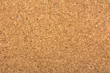 Brown cork texture, board background Foto de archivo - 110841474